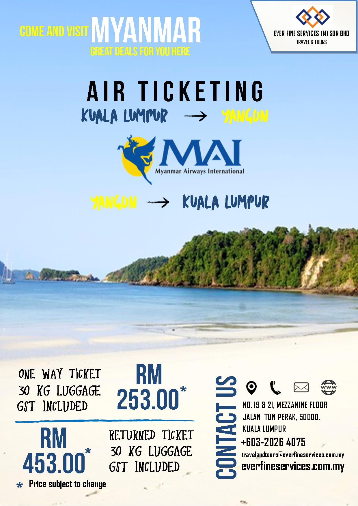 Air Ticketing